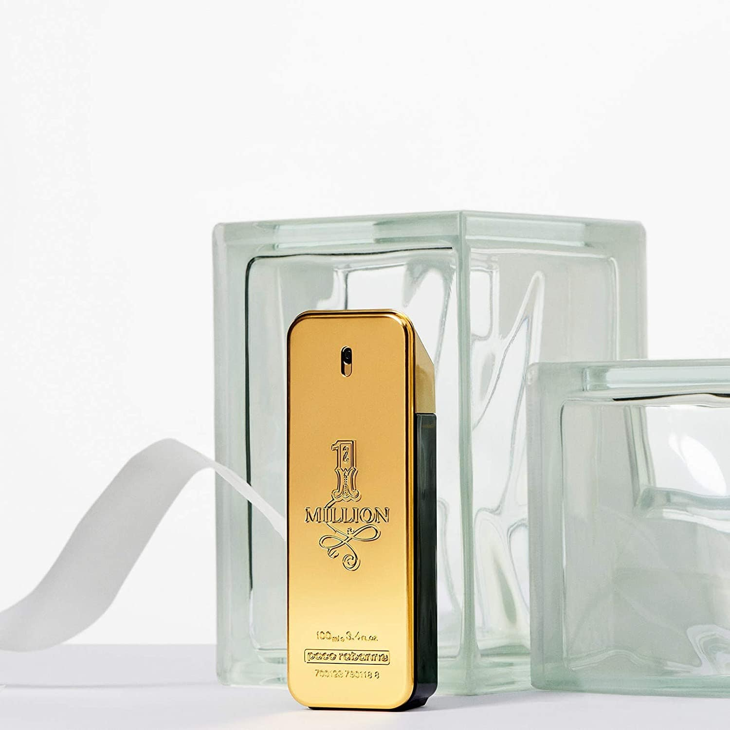 1 One Million  Paco Rabanne Perfume Spray 100 ML. ( Tester Pack ) Orignal Imported