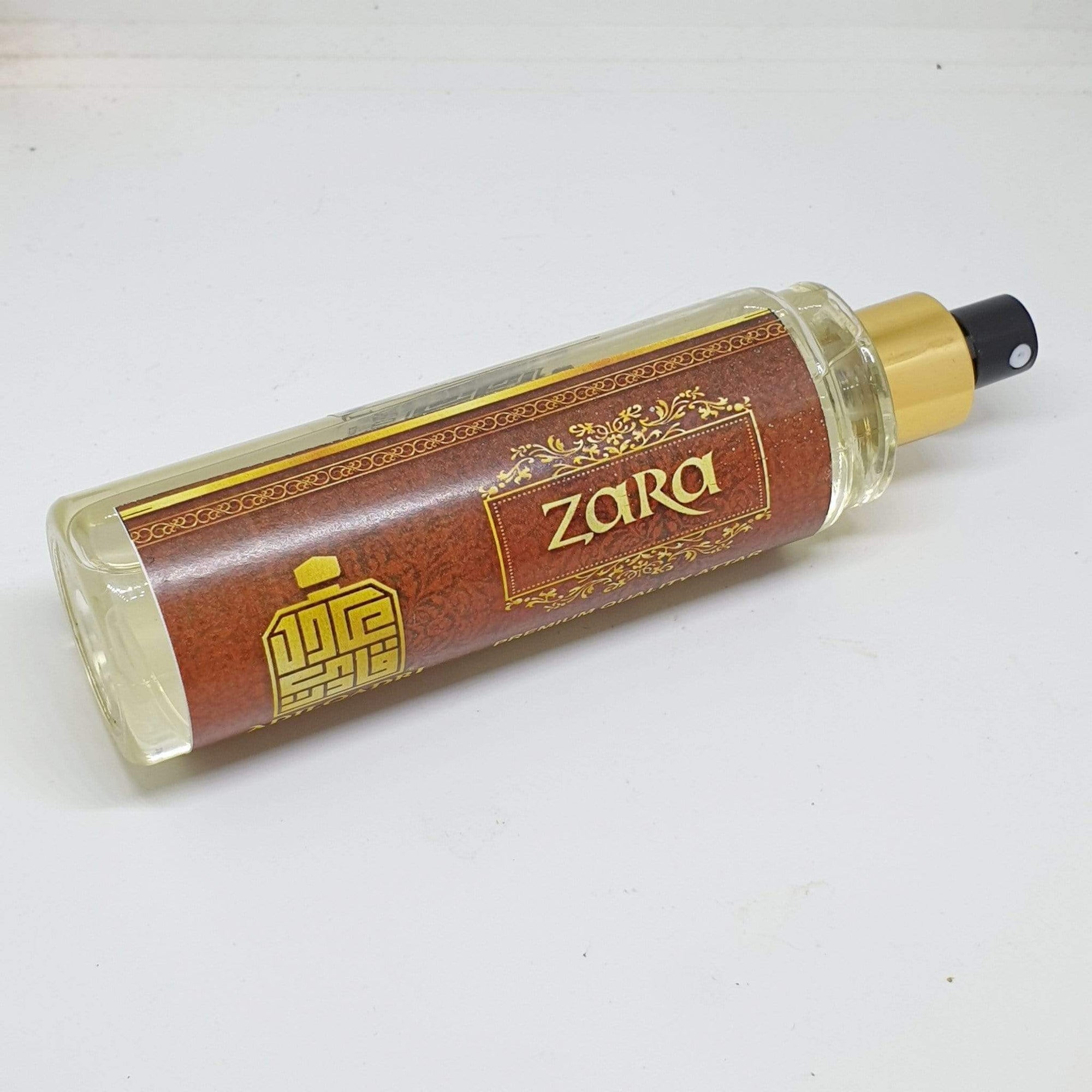 Adilqadri Zara Attar Perfume Spray No Gas  Non Alcoholic Long Lasting 100 ml