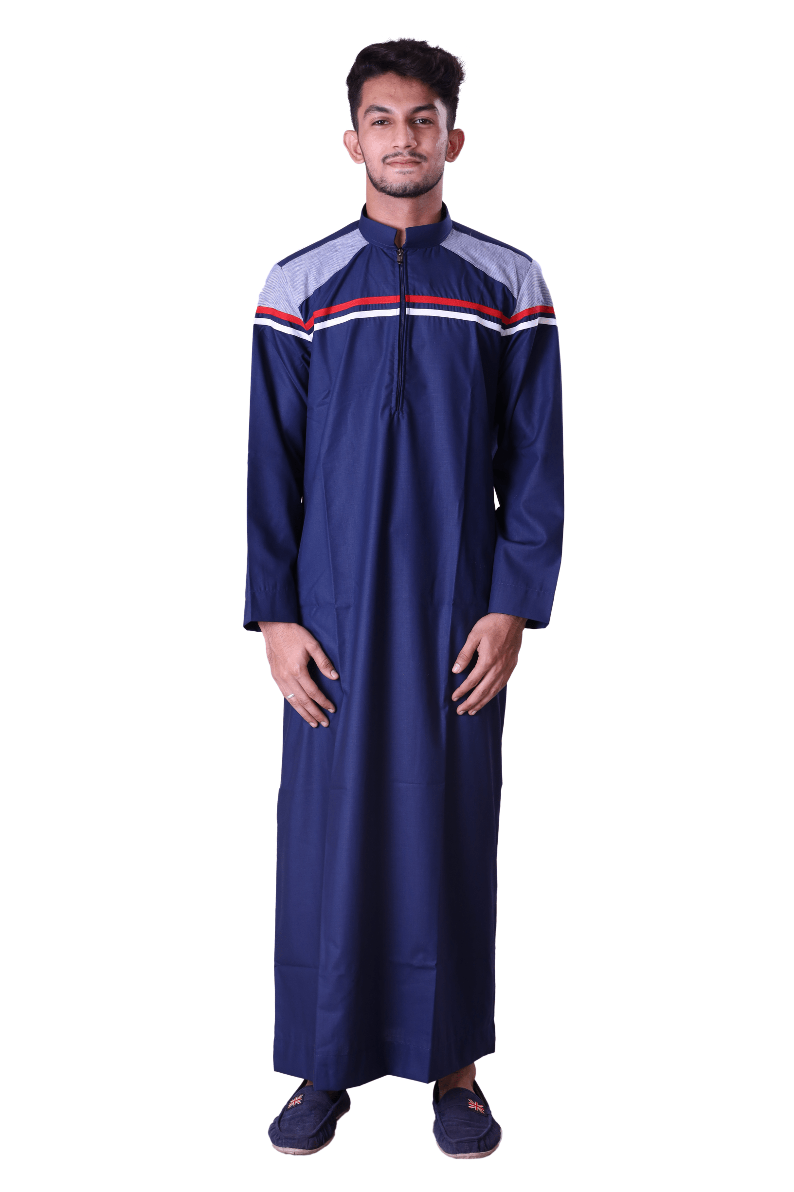 Adilqadri Arabic Jubba Thobe High Quality Islamic Wear 2021 Designs No.AQ0034