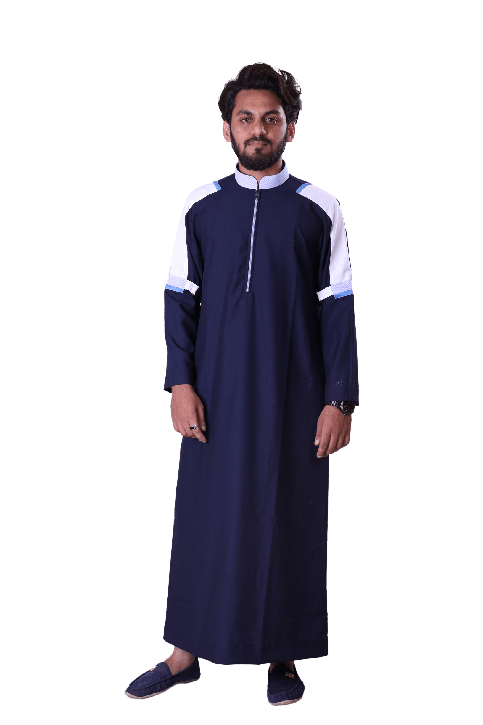 Adilqadri Arabic Jubba Thobe High Quality Islamic Wear 2021 Designs No.AQ0035