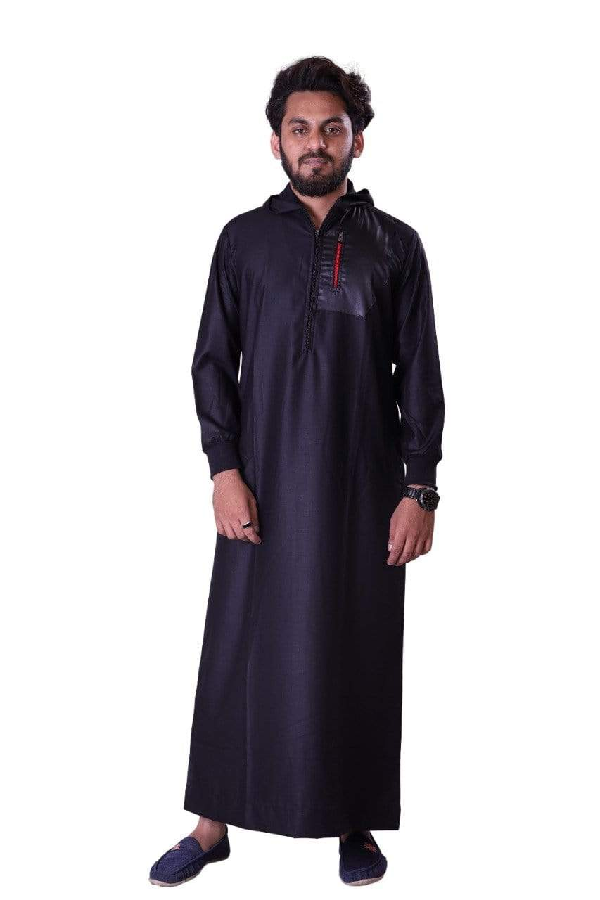 Adilqadri Arabic Jubba Thobe High Quality Islamic Wear 2021 Designs No.AQ0037