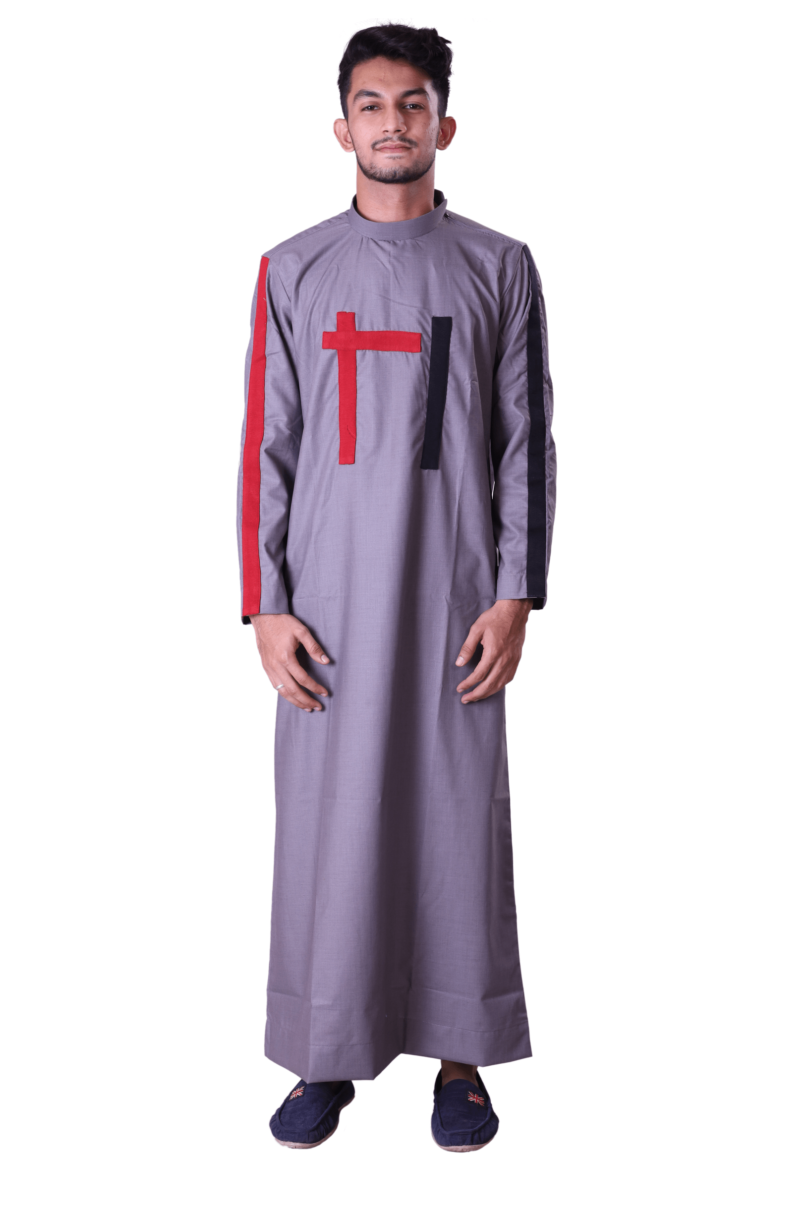 Adilqadri Arabic Jubba Thobe High Quality Islamic Wear 2021 Designs No.AQ0040