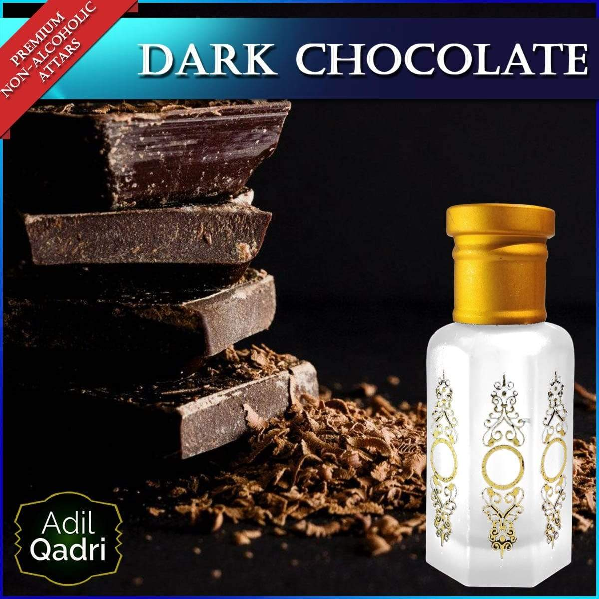 Adilqadri DARK Chocolate Premium Quality Synthetic Attar