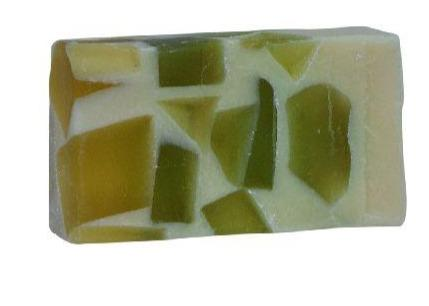 AdilQadri Handmade Lemongrass Essential Herbal & Natural Designer Soap