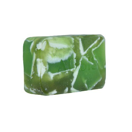 AdilQadri HandmadeGreen Apple Herbal & Natural Designer Soap