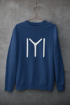 Adilqadri Kayi Special Sweatshirt Limited Edition Navy Blue Colour