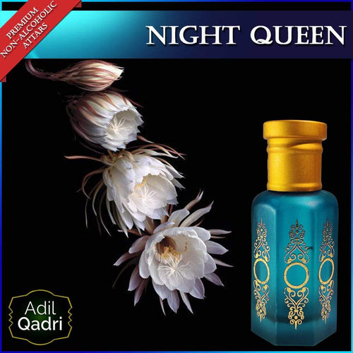Adilqadri  NIGHT QUEEN ( RAT RANI ) Premium Quality Attar