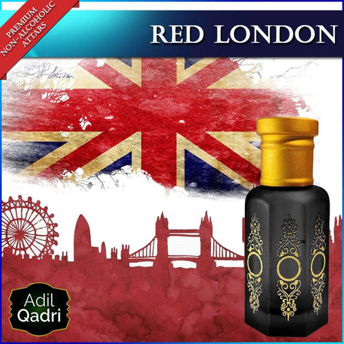 Adilqadri RED LONDON Premium Quality Attar