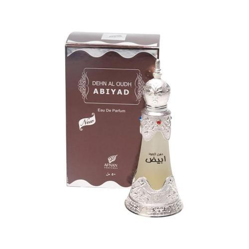 Buy Afnan Dehn Al Oudh Abiyad Attar Pure Imported For Mens And Womens Online in india | Adilqadri.com