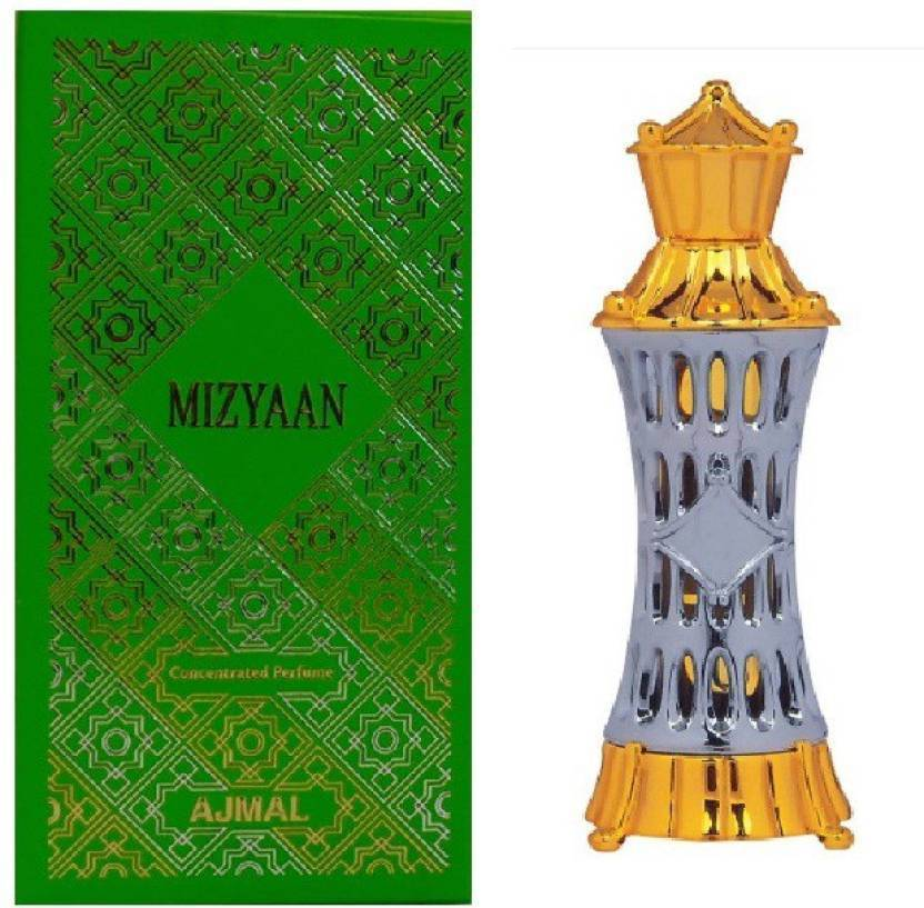 Buy Ajmal Perfumes Mizyaan Pure Imported Orignal Attar 14ml Online in india | Adilqadri.com
