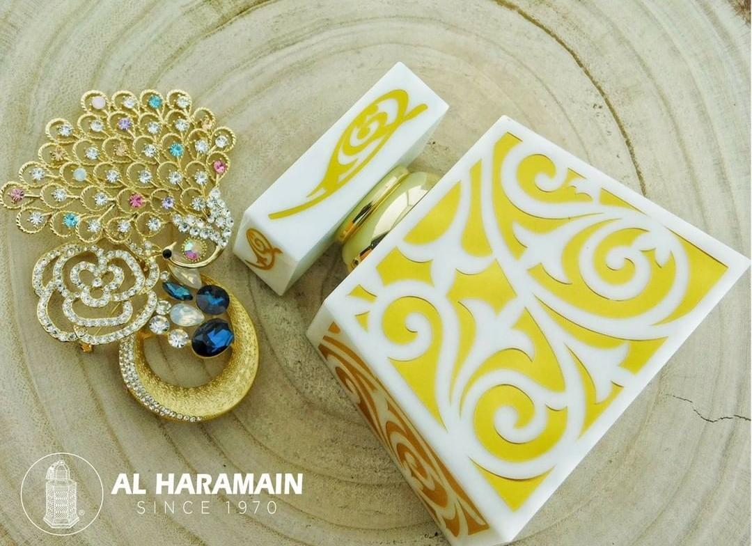 Al Haramain Atifa Blanche Fragrance Pure Synthetic Attar (Perfume Oil) - 24 ml Floral Synthetic Attar  (Musk)  Imported Synthetic Attar  (U A E  Dubai)