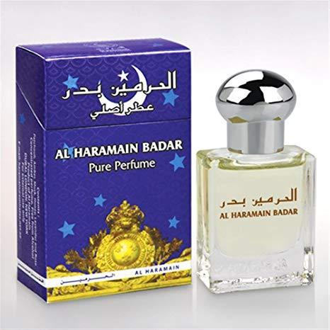 Buy Al Haramain Badar Pure Imported Attar Perfume 15ml Online in india | Adilqadri.com