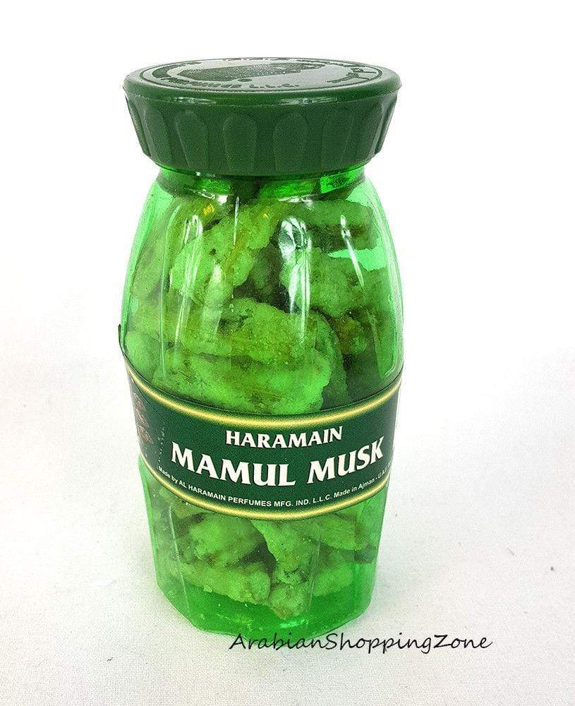 AL HARAMAIN Bakhoor  Mamul   MUSK  by AL HARAMAIN Bakhoor, Incense 80 Grams