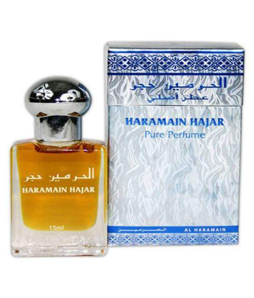 Buy Al Haramain Hajar Pure Imported Attar Perfume 15ml Online in india | Adilqadri.com