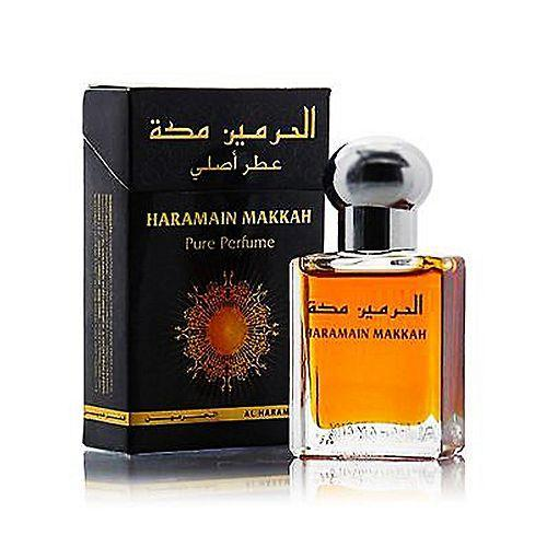 Buy Al Haramain Makkah Pure Imported Attar Perfume 15ml Online in india | Adilqadri.com