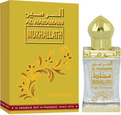 Al Haramain Mukhallat  Pure Original Imported  Perfume Attar Oil ( 12 ml)