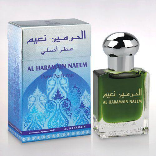 Al Haramain Naeem Pure Imported Synthetic Attar Perfume 15ml