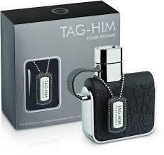 Armaf Tag Him ColognePerfume spray  By ARMAF FOR MEN  Pure Imported Paris France