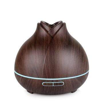 Aroma Essential Oil Diffuser Ultrasonic Air Humidifier Aroma Essential Oil Diffuser  Atomization Aromatherapy Humidifier for Office Home With Free Aroma Essntial Oil  Worth Rs. 499