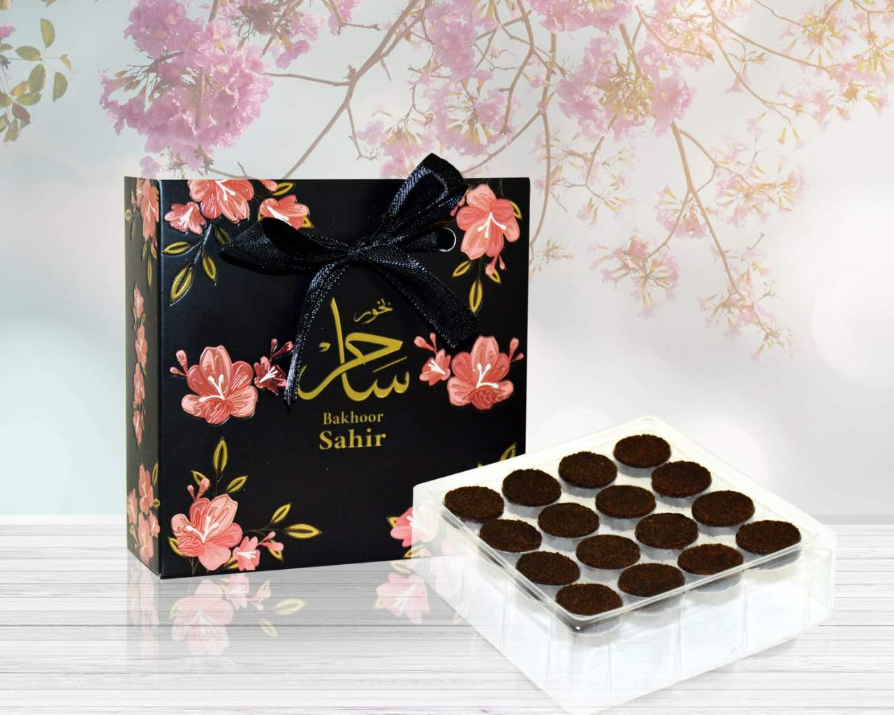 Bakhoor Sahir 16 Tablet Made in UAE (Dubai)