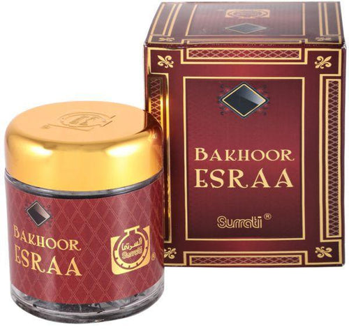 Buy Bakhoor Surrati ESRAA Orignal By  Surrati ( Kingdom of Saudi Arabia ) Online in india | Adilqadri.com