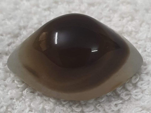 D-4 28.60 ct (Carat) SULEMANI AQEEQ/AGATE/ONYX/CARNELIAN Natural Limited Exclusive Collection Gem Stone