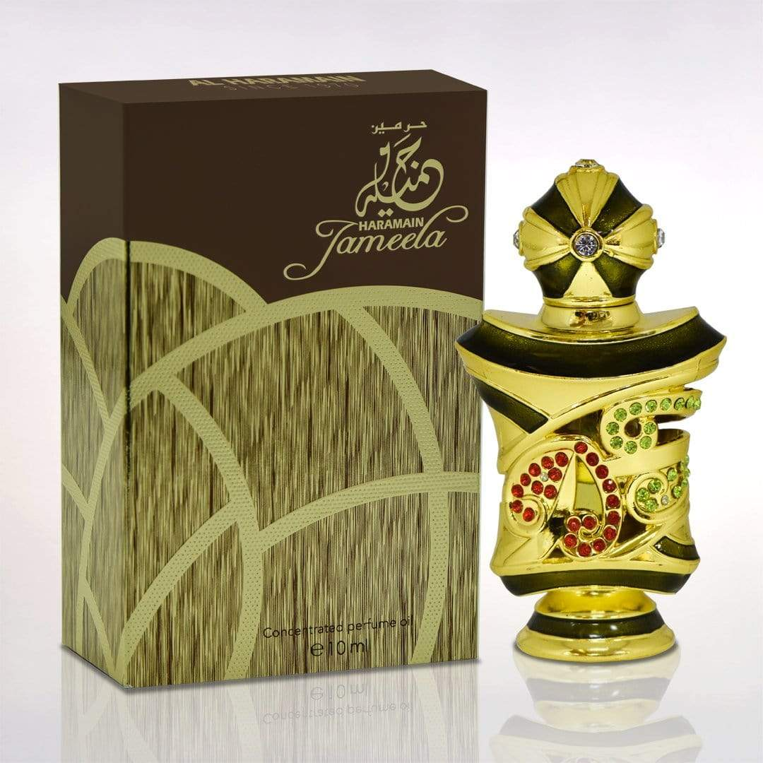 JAMEELA Synthetic Attar by Al Haramain  Perfume Oil, 30ml.MADE IN U.A.E. DUBAI