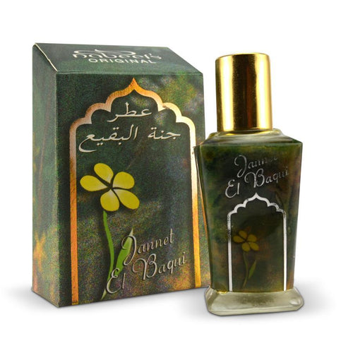 Jannet El Baqui By Nabeel - Top Quality Arabian Musk Attar 11ml