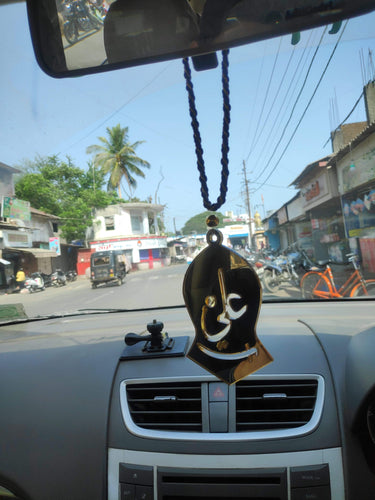 Maula Ali Car Hanging Keychain 2pc Combo
