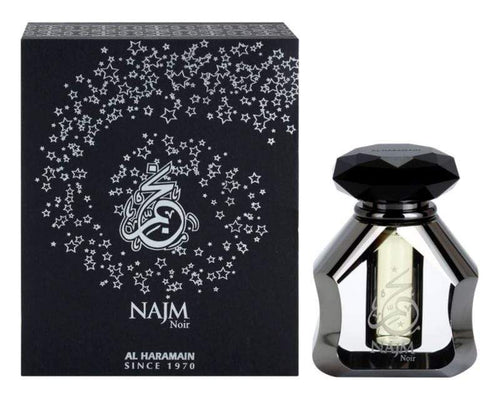 NAJM Attar by Al Haramain  Perfume Oil, 18ml.MADE IN U.A.E. DUBAI