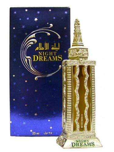 Night Dreams Synthetic Attar by Al Haramain  Perfume Oil, 30ml.MADE IN U.A.E. DUBAI