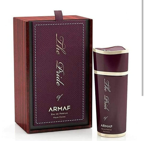 Pride Of Armaf 100ML Perfume spray  By ARMAF FOR WOMAN  Pure Imported MADE IN U.A.E. FRAGRANCE OF FRANCE