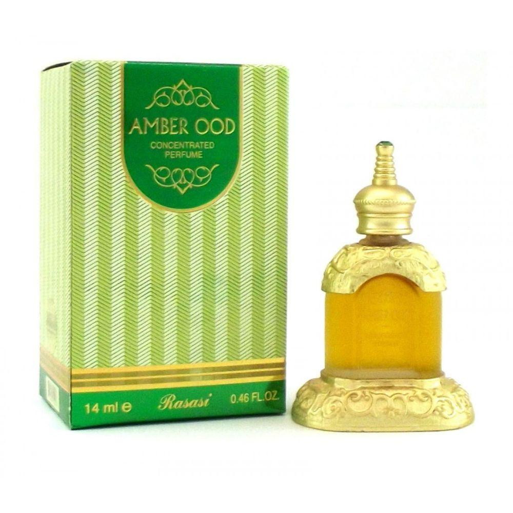 Rasasi Amber ood Attar Perfume Pure Imported For Mens And Womens-Adilqadri
