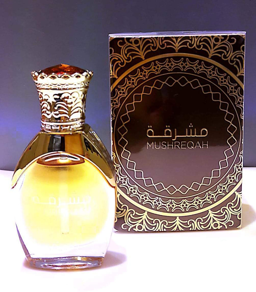 Rasasi MUSHREQAH Attar perfume Pure Imported For Mens And Womens MADE IN  U A E  DUBAI