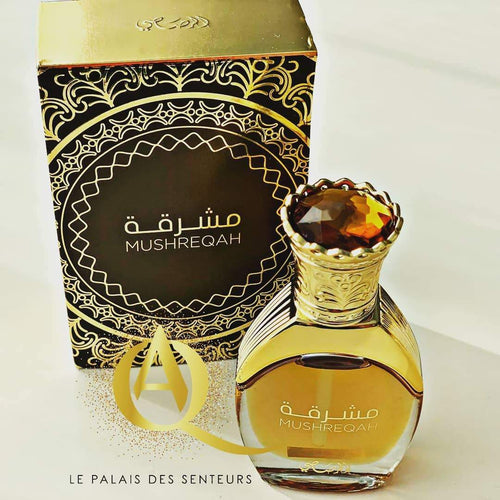 Rasasi MUSHREQAH Attar perfume Pure Imported For Mens And Womens MADE IN U.A.E.  DUBAI