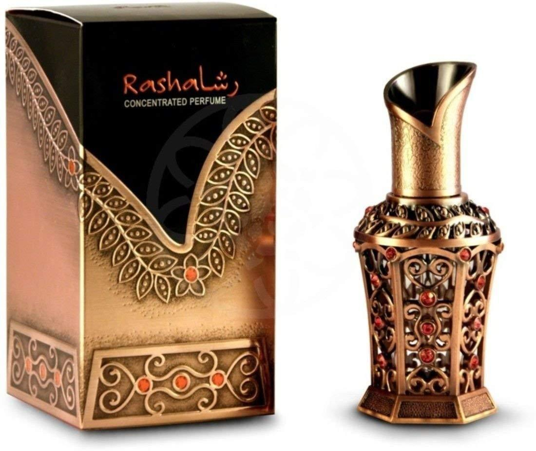 Rasasi Rasha Synthetic Attar perfume Pure Imported For Mens And Womens