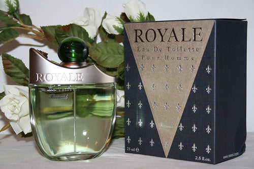 Rasasi  ROYALE Deep Black  Perfume spray orignal  imported  , 75ml. MADE IN U.A.E. DUBAI