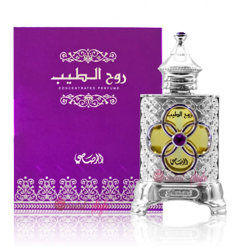 Rasasi Ruh Al Teeb Attar perfume Pure Imported For Mens And Womens-Adilqadri