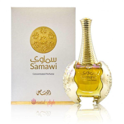 Rasasi Samawi Attar perfume Pure Imported For Mens And Womens