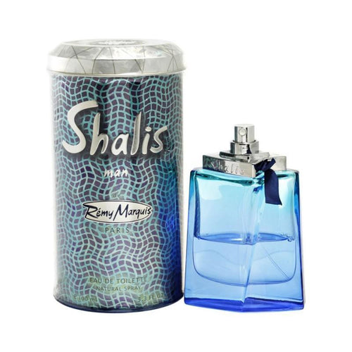 SHALIS Cologne FOR MEN PERFUME Spray  By REMY MARQUIS  Pure Imported Paris France