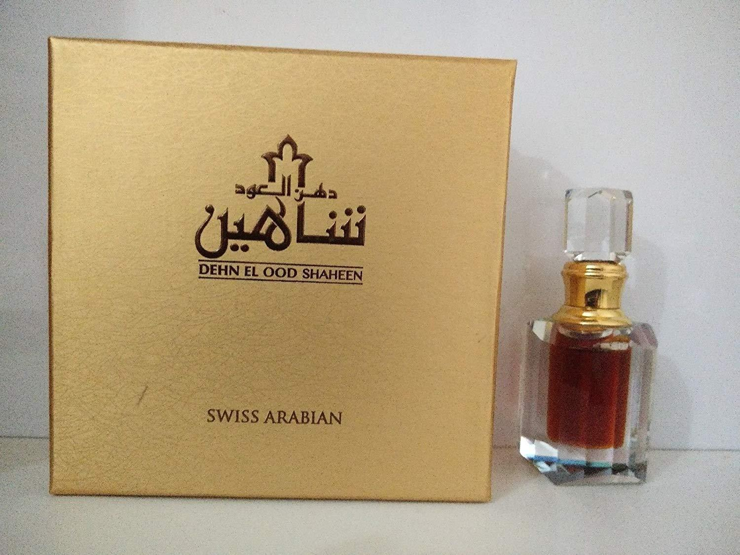 Swiss Arabian Dehn al Oud Shaheen by Swiss Arabian .100% Orignal Made in U.A.E.