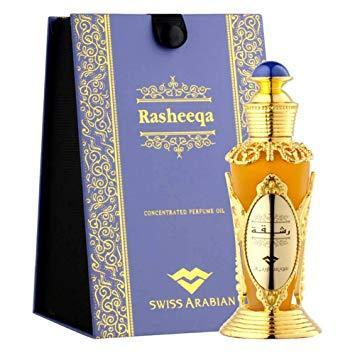 Swiss Arabian Rasheeqa Concentrated Synthetic Attar Perfume
