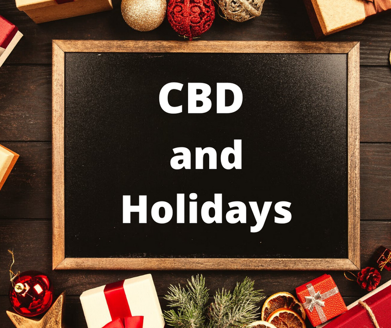 A CBD Holiday Survival Guide