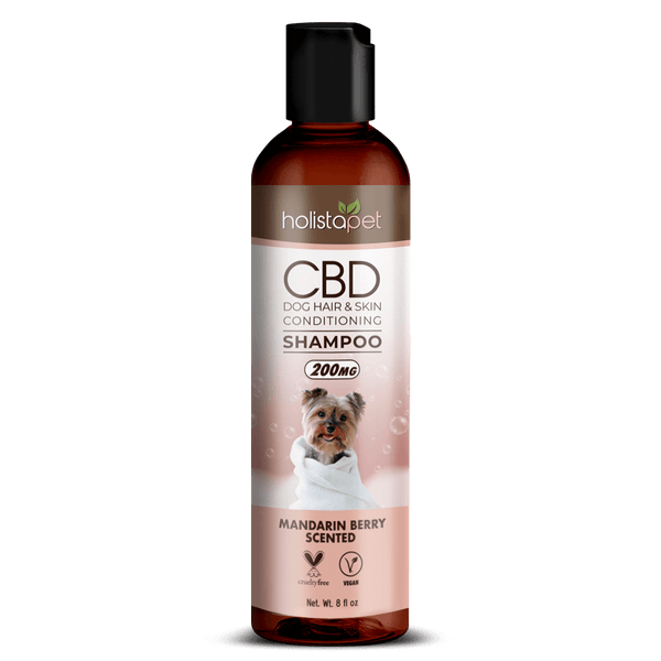 HolistaPet - CBD Shampoo for Dogs – 200mg