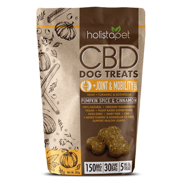 HolistaPet - CBD Dog Treats +Joint & Mobility Care