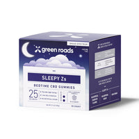 Green Roads - CBD Gummies - Sleepy Zs 30ct 750mg
