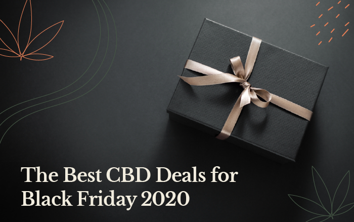 The Best CBD Deals for Black Friday 2020