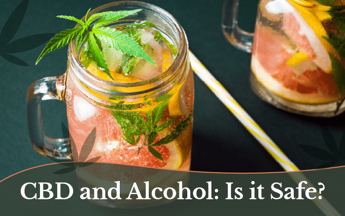CBD and Drinking Alcohol: Can You Take CBD and Alcohol Together?