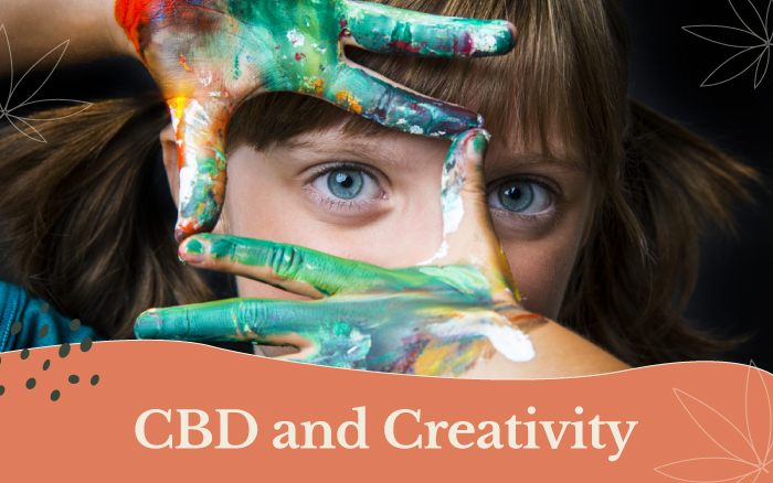 CBD and Creativity [Commonly Used & Renowned Strains]