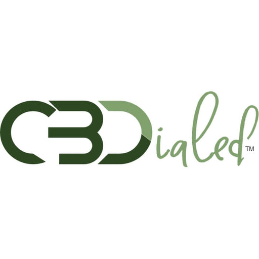 CBDialed logo